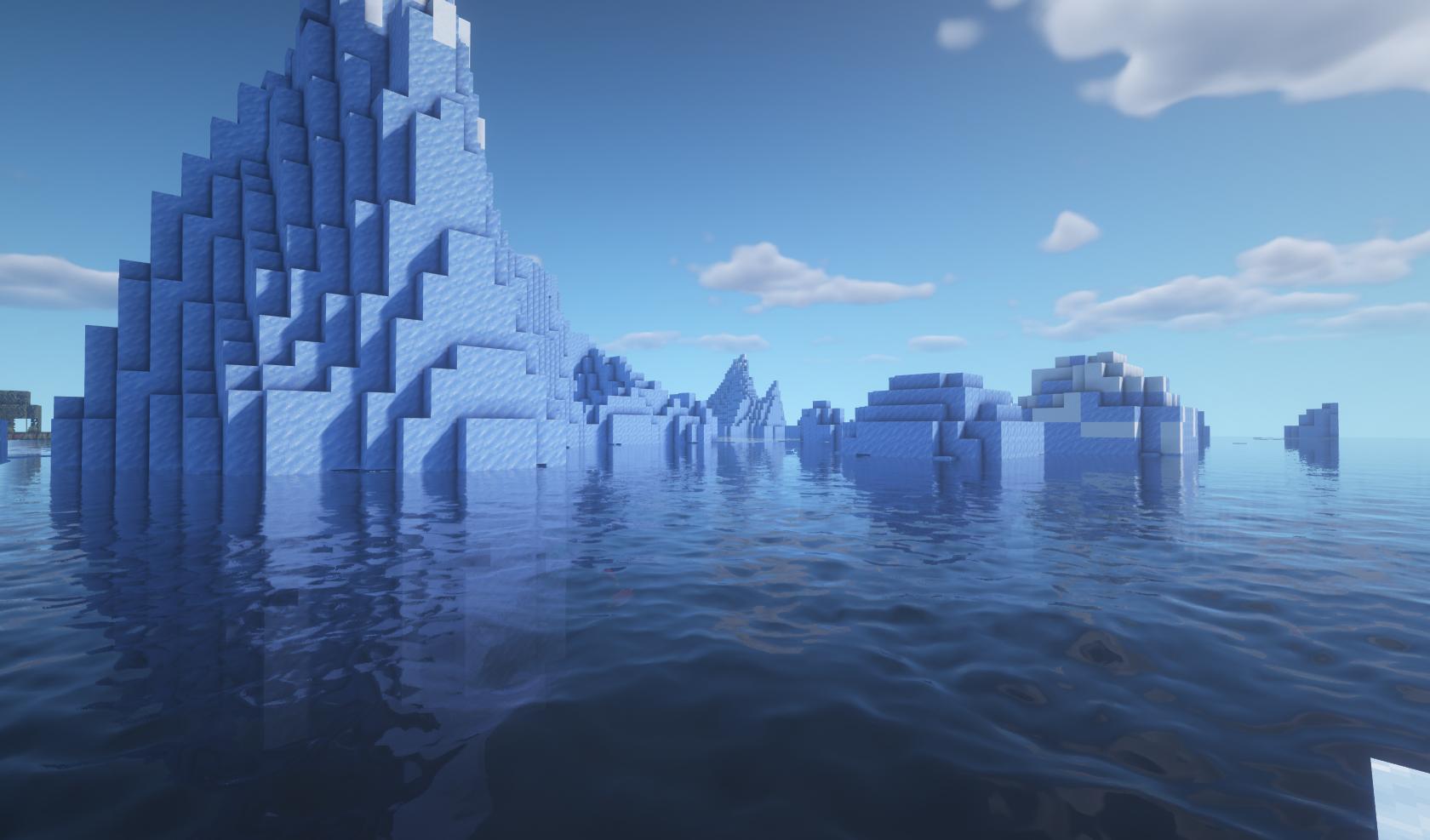 资源世界冰山
